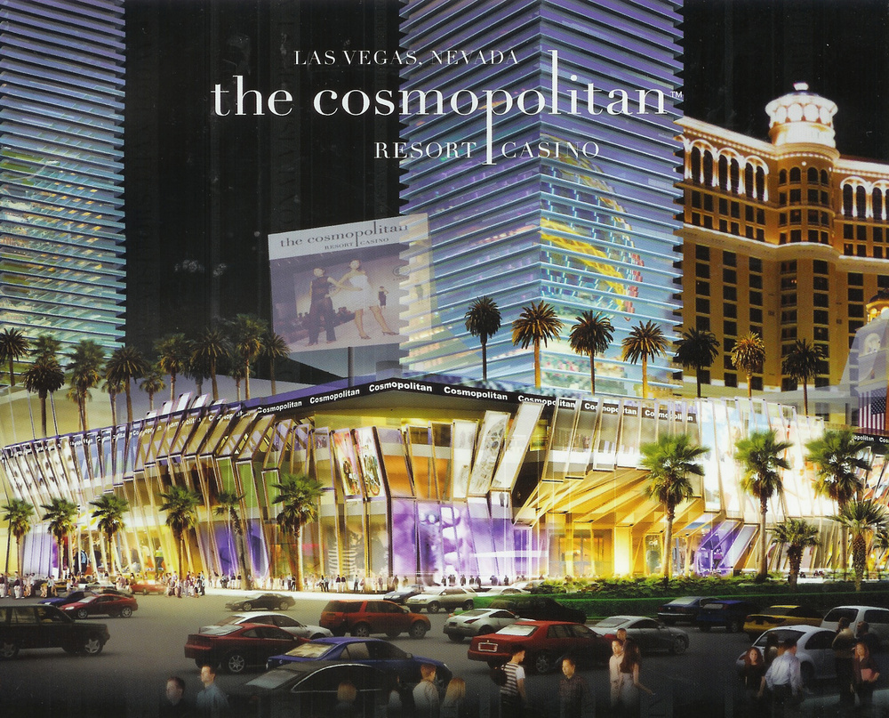 cosmopolitan resort & casino